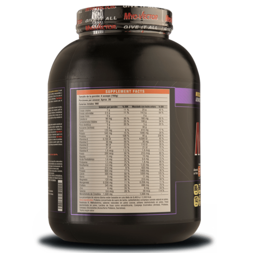 proteina para aumentar masa muscular
