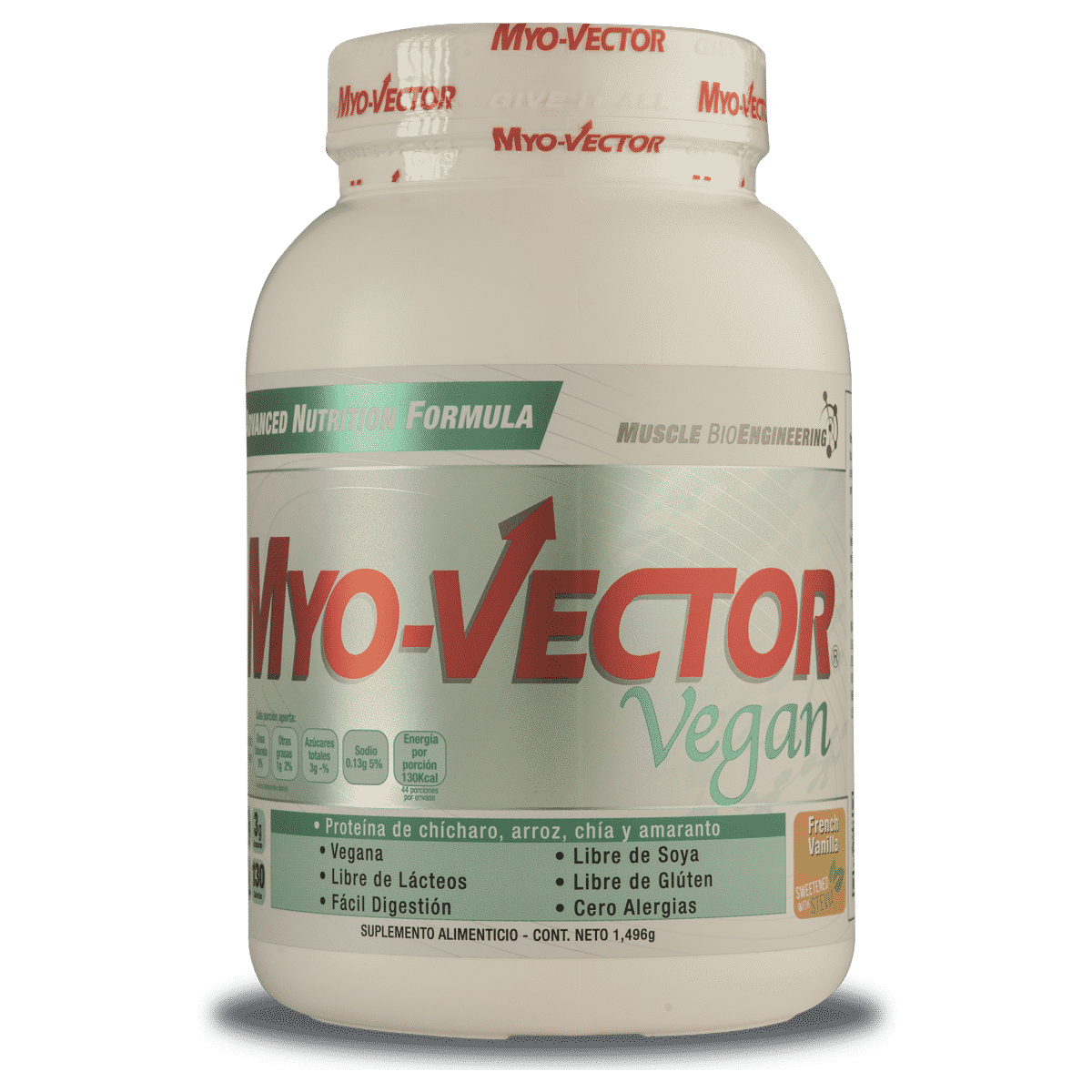 Proteína libre de lactosa