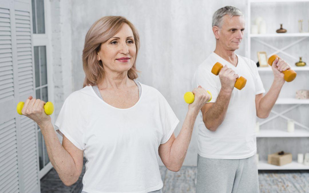 Razones para hacer ejercicio cuando eres un Adulto Mayor